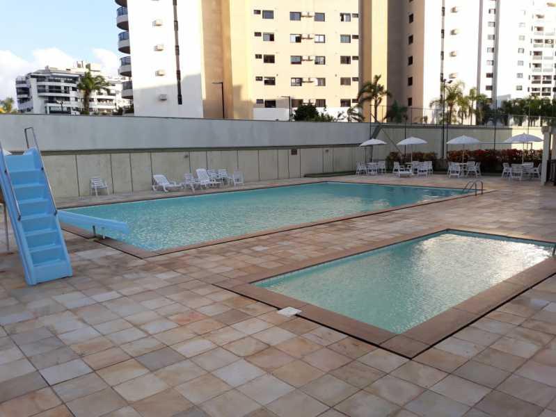2 - Apartamento 2 quartos à venda Barra da Tijuca, Rio de Janeiro - R$ 1.020.000 - SVAP20279 - 4