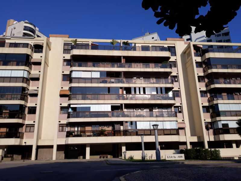 3 - Apartamento 2 quartos à venda Barra da Tijuca, Rio de Janeiro - R$ 1.020.000 - SVAP20279 - 1