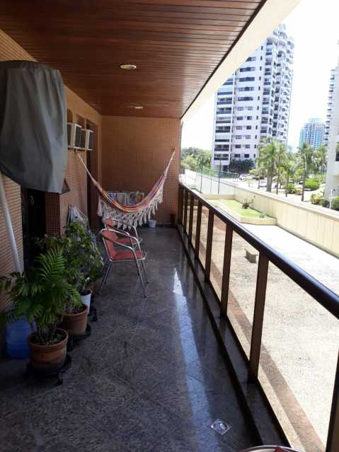 6 - Apartamento 2 quartos à venda Barra da Tijuca, Rio de Janeiro - R$ 1.020.000 - SVAP20279 - 7