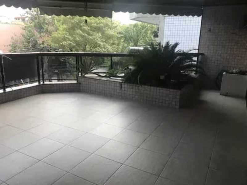 1 - Apartamento À Venda - Recreio dos Bandeirantes - Rio de Janeiro - RJ - SVAP30155 - 1