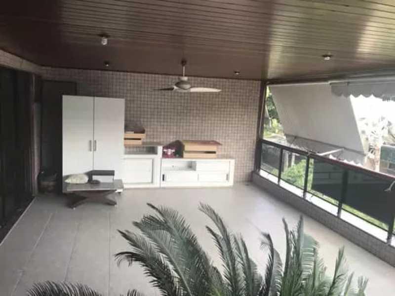 4 - Apartamento À Venda - Recreio dos Bandeirantes - Rio de Janeiro - RJ - SVAP30155 - 5