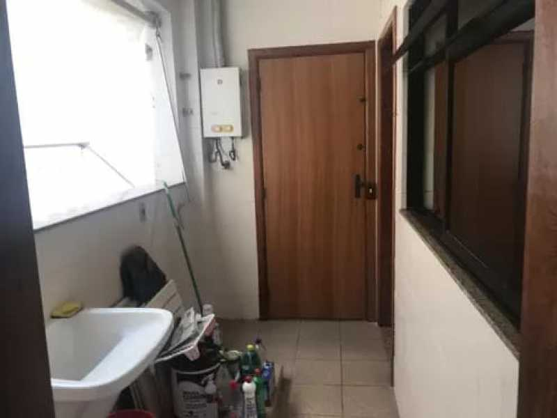 11 - Apartamento À Venda - Recreio dos Bandeirantes - Rio de Janeiro - RJ - SVAP30155 - 12