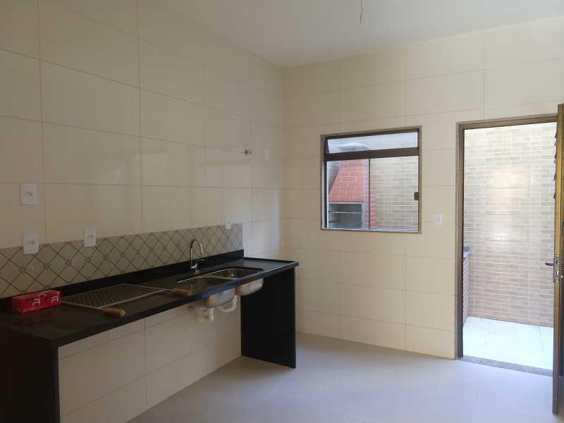8 - Casa em Condomínio Freguesia (Jacarepaguá), Rio de Janeiro, RJ À Venda, 3 Quartos, 113m² - SVCN30090 - 9