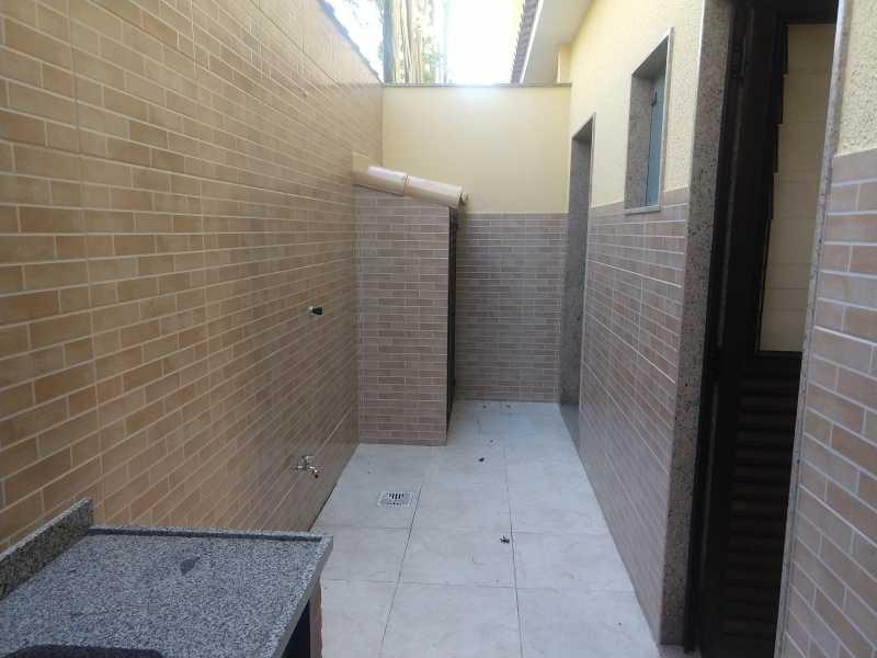 10 - Casa em Condomínio Freguesia (Jacarepaguá), Rio de Janeiro, RJ À Venda, 3 Quartos, 113m² - SVCN30090 - 11
