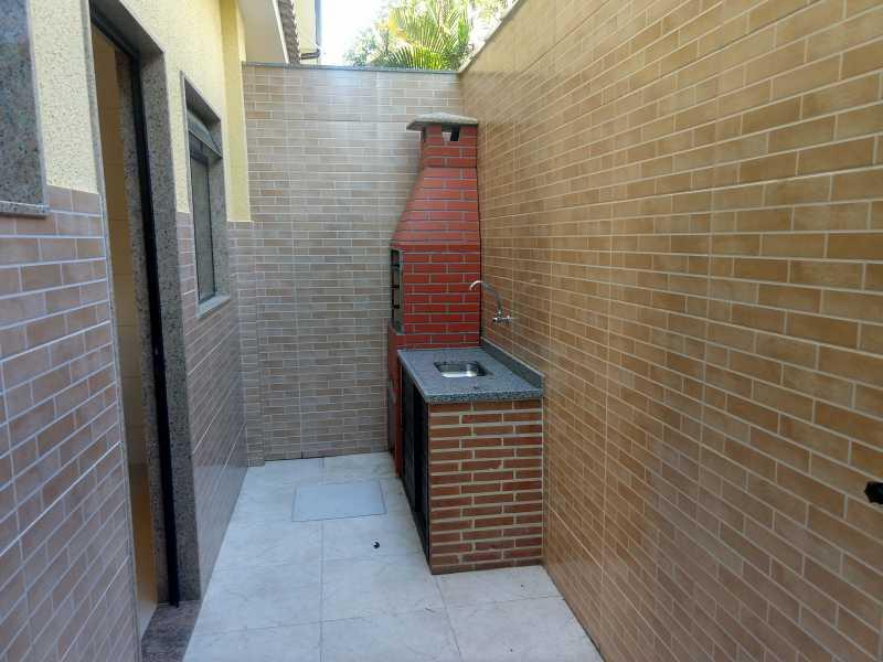 11 - Casa em Condomínio Freguesia (Jacarepaguá), Rio de Janeiro, RJ À Venda, 3 Quartos, 113m² - SVCN30090 - 12