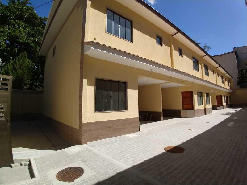 27 - Casa em Condomínio Freguesia (Jacarepaguá), Rio de Janeiro, RJ À Venda, 3 Quartos, 113m² - SVCN30090 - 28