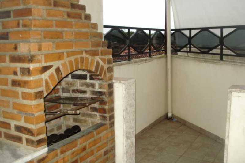 1 - Casa de Vila 3 quartos à venda Curicica, Rio de Janeiro - R$ 459.900 - SVCV30015 - 3