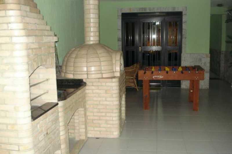 2 - Casa de Vila 3 quartos à venda Curicica, Rio de Janeiro - R$ 459.900 - SVCV30015 - 1
