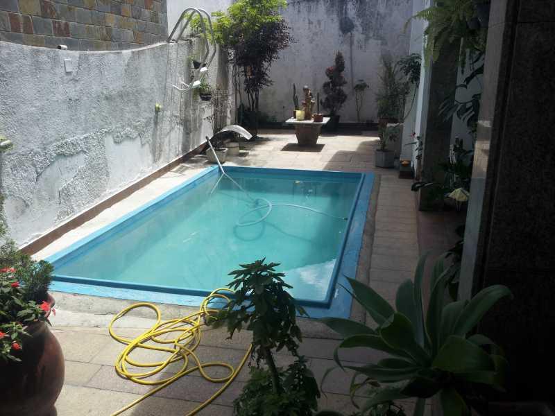 1 - Casa em Condomínio 4 quartos à venda Curicica, Rio de Janeiro - R$ 530.000 - SVCN40051 - 1