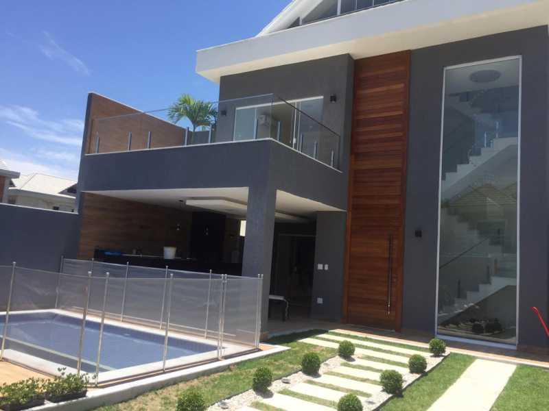 2 - Casa em Condomínio 4 quartos à venda Recreio dos Bandeirantes, Rio de Janeiro - R$ 2.699.900 - SVCN40052 - 3