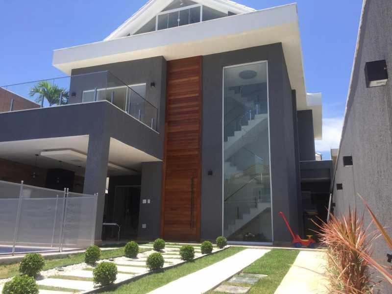 6 - Casa em Condomínio 4 quartos à venda Recreio dos Bandeirantes, Rio de Janeiro - R$ 2.699.900 - SVCN40052 - 7