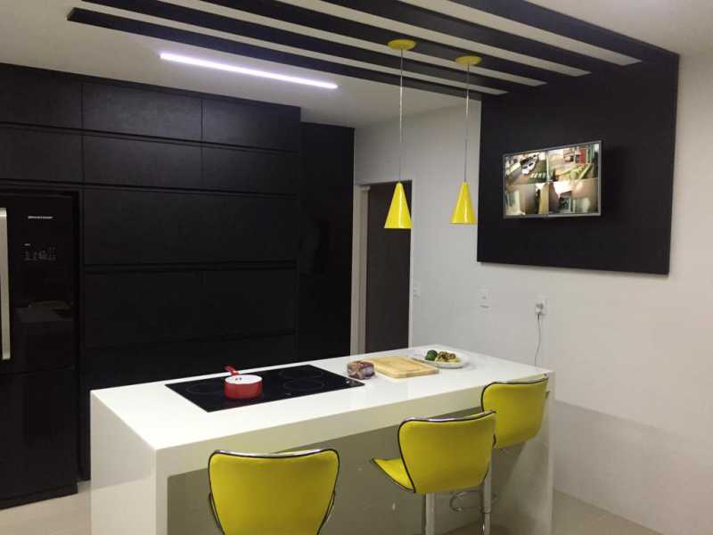 8 - Casa em Condomínio 4 quartos à venda Recreio dos Bandeirantes, Rio de Janeiro - R$ 2.699.900 - SVCN40052 - 9