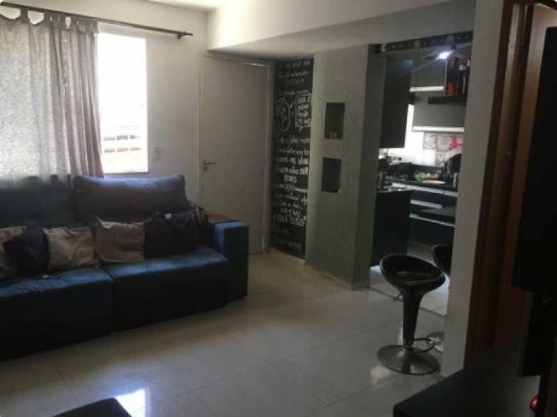 1 - Casa em Condomínio 2 quartos à venda Quintino Bocaiúva, Rio de Janeiro - R$ 219.990 - SVCN20044 - 1
