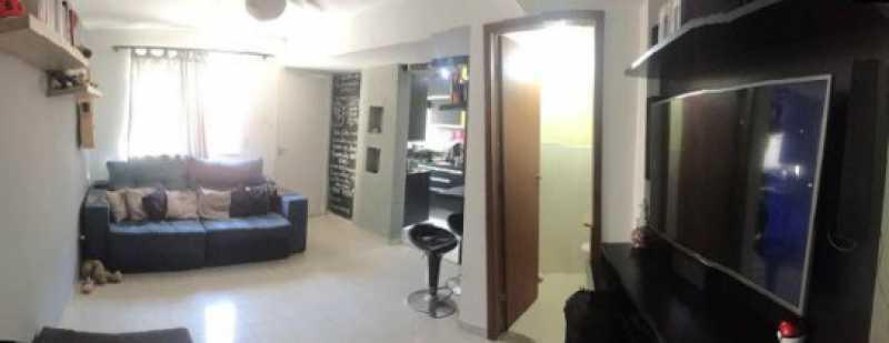 2 - Casa em Condomínio 2 quartos à venda Quintino Bocaiúva, Rio de Janeiro - R$ 219.990 - SVCN20044 - 4