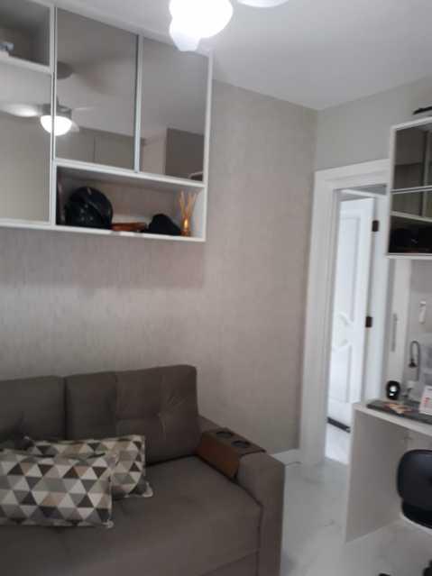 181d3 - Apartamento 2 quartos à venda Barra da Tijuca, Rio de Janeiro - R$ 1.100.000 - SVAP20289 - 29
