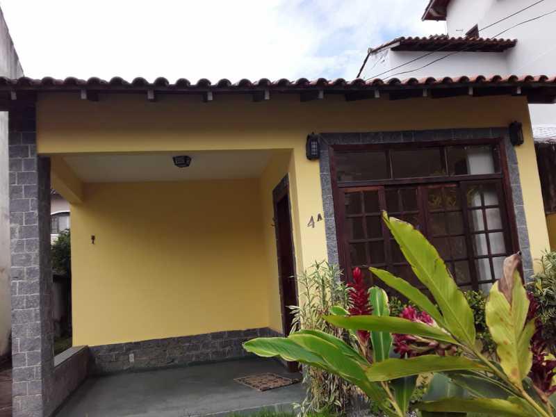 3 - Casa em Condomínio 2 quartos à venda Vargem Pequena, Rio de Janeiro - R$ 285.000 - SVCN20047 - 4