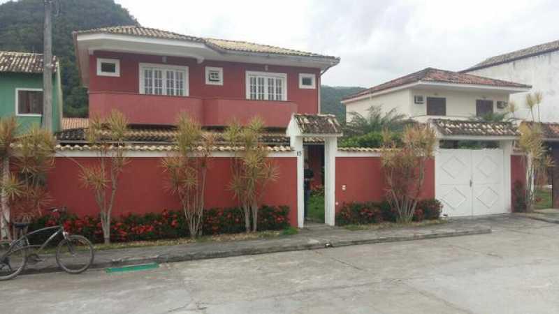 1. - Casa em Condomínio 4 quartos à venda Vargem Pequena, Rio de Janeiro - R$ 850.000 - SVCN40055 - 1