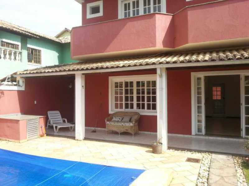 6 - Casa em Condomínio 4 quartos à venda Vargem Pequena, Rio de Janeiro - R$ 850.000 - SVCN40055 - 8