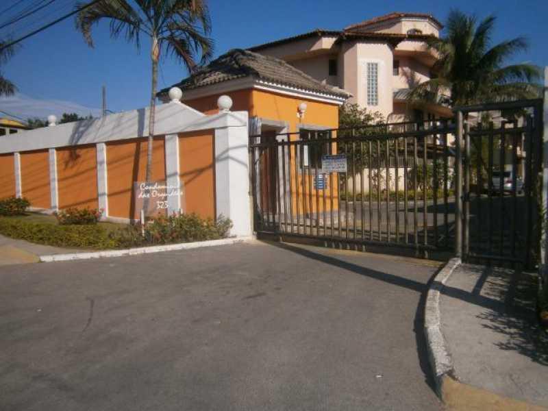1 - Casa em Condomínio 4 quartos à venda Vargem Pequena, Rio de Janeiro - R$ 420.000 - SVCN40056 - 1