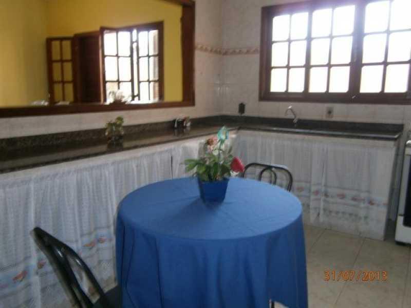 17 - Casa em Condomínio 4 quartos à venda Vargem Pequena, Rio de Janeiro - R$ 420.000 - SVCN40056 - 17