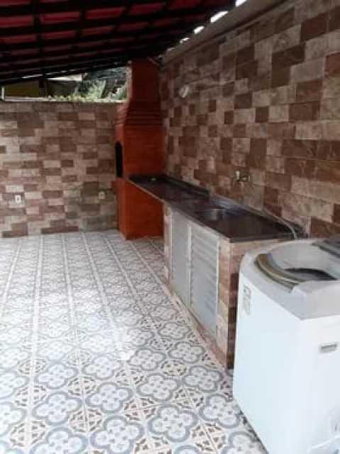 17 - Casa de Vila 4 quartos à venda Vargem Grande, Rio de Janeiro - R$ 690.000 - SVCV40002 - 18