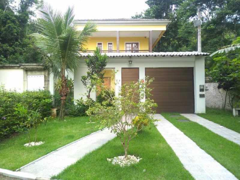 1 - Casa em Condomínio 3 quartos à venda Vargem Grande, Rio de Janeiro - R$ 950.000 - SVCN30095 - 1