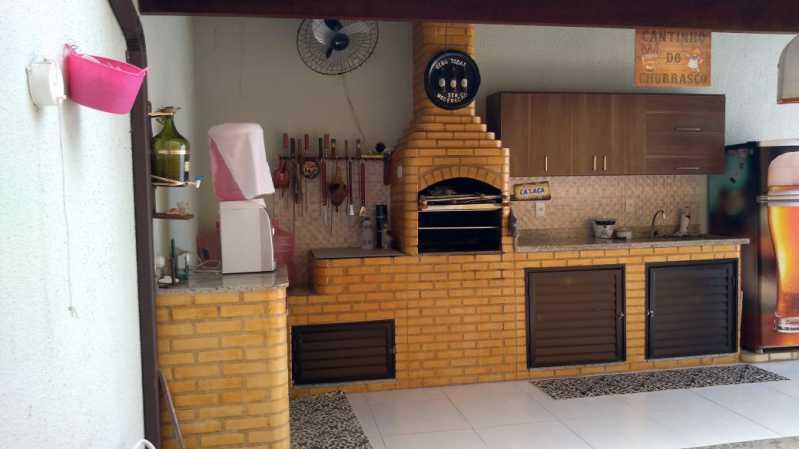 16 - Casa em Condomínio 3 quartos à venda Vargem Grande, Rio de Janeiro - R$ 950.000 - SVCN30095 - 18