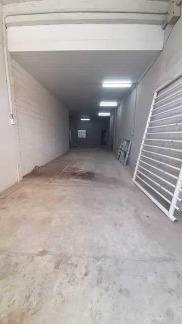 1 - Galpão 180m² para alugar Curicica, Rio de Janeiro - R$ 3.500 - SVGA00001 - 1