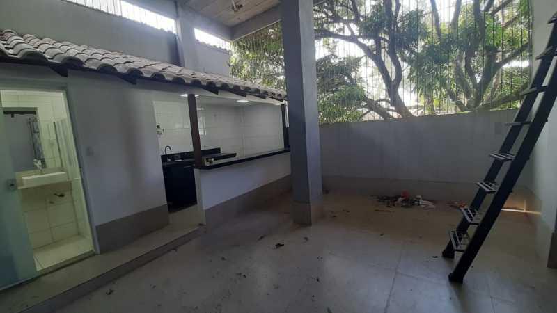 16 - Galpão 180m² para alugar Curicica, Rio de Janeiro - R$ 3.500 - SVGA00001 - 17