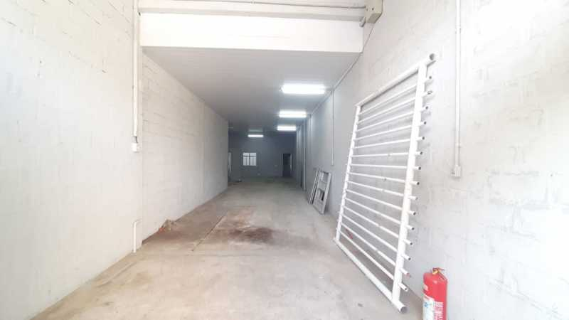 2 - Galpão 180m² para alugar Curicica, Rio de Janeiro - R$ 3.500 - SVGA00001 - 3