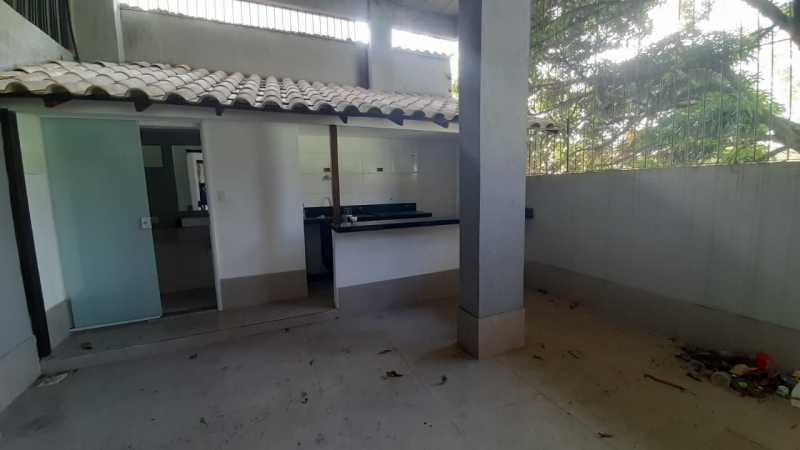 17 - Galpão 180m² para alugar Curicica, Rio de Janeiro - R$ 3.500 - SVGA00001 - 18