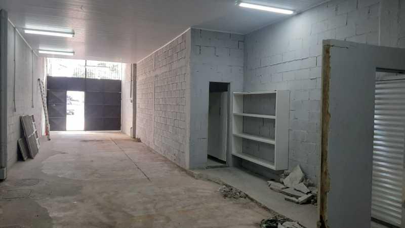 6 - Galpão 180m² para alugar Curicica, Rio de Janeiro - R$ 3.500 - SVGA00001 - 7