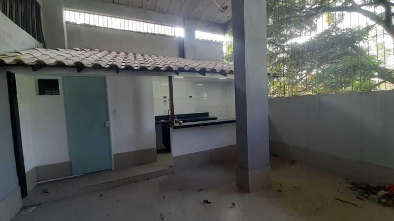 18 - Galpão 180m² para alugar Curicica, Rio de Janeiro - R$ 3.500 - SVGA00001 - 19