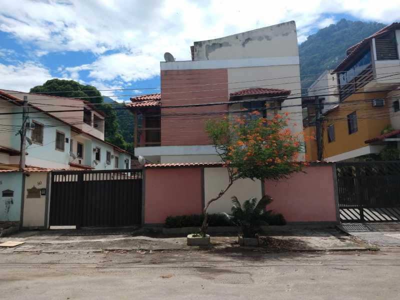 8 - Casa em Condomínio 2 quartos para venda e aluguel Camorim, Rio de Janeiro - R$ 399.900 - SVCN20049 - 1