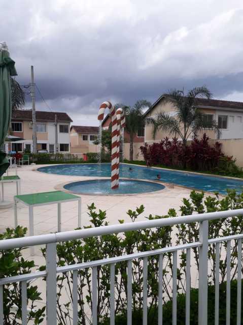 1 - Casa em Condomínio 2 quartos à venda Vargem Grande, Rio de Janeiro - R$ 245.000 - SVCN20050 - 1