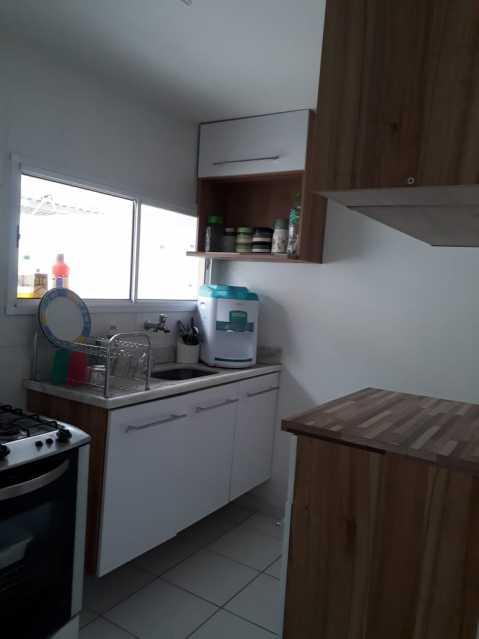 13 - Casa em Condomínio 2 quartos à venda Vargem Grande, Rio de Janeiro - R$ 245.000 - SVCN20050 - 14