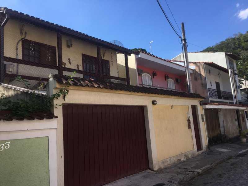 29 - Casa de Vila 3 quartos à venda Taquara, Rio de Janeiro - R$ 319.900 - SVCV30016 - 30