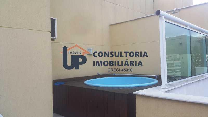 20160512_153651 - Cobertura À Venda - Freguesia (Jacarepaguá) - Rio de Janeiro - RJ - NR00112 - 29