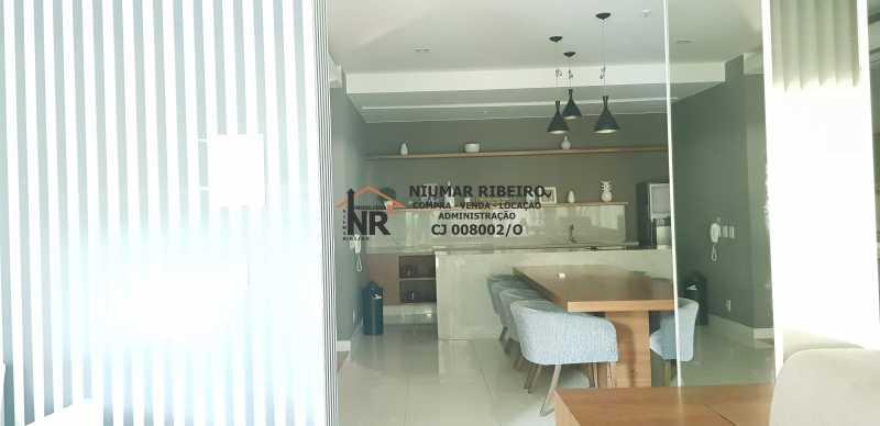 20190519_131137 - Apartamento 3 quartos à venda Rio Comprido, Rio de Janeiro - R$ 750.000 - NR00119 - 1