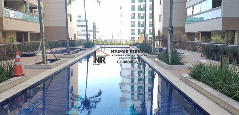 20190519_131457 - Apartamento 3 quartos à venda Rio Comprido, Rio de Janeiro - R$ 750.000 - NR00119 - 5