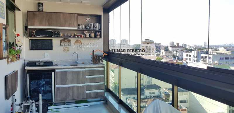 20190519_150838 - Apartamento 3 quartos à venda Rio Comprido, Rio de Janeiro - R$ 750.000 - NR00119 - 11