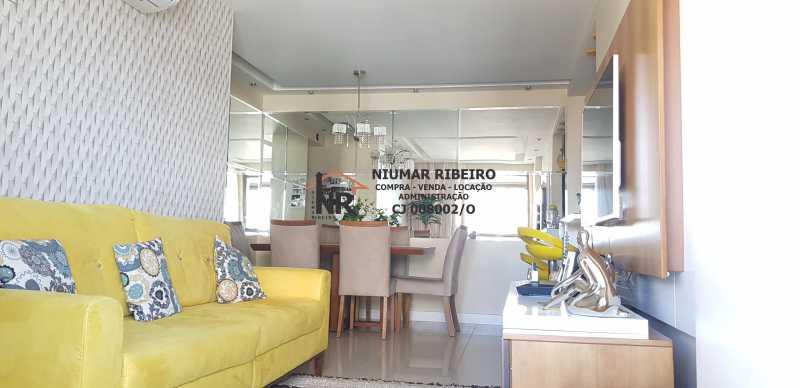 20190519_151135 - Apartamento 3 quartos à venda Rio Comprido, Rio de Janeiro - R$ 750.000 - NR00119 - 13