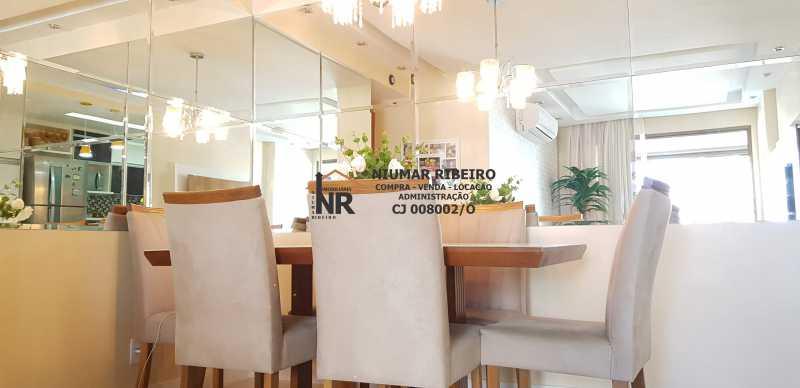 20190519_151301 - Apartamento 3 quartos à venda Rio Comprido, Rio de Janeiro - R$ 750.000 - NR00119 - 14