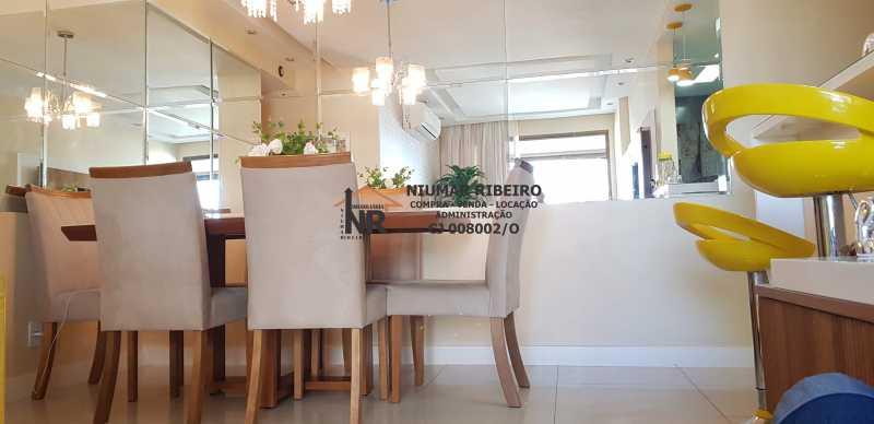 20190519_151332 - Apartamento 3 quartos à venda Rio Comprido, Rio de Janeiro - R$ 750.000 - NR00119 - 15