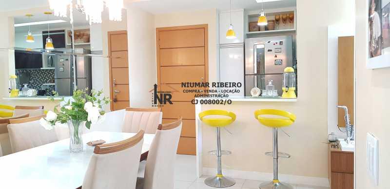 20190519_151646 - Apartamento 3 quartos à venda Rio Comprido, Rio de Janeiro - R$ 750.000 - NR00119 - 18