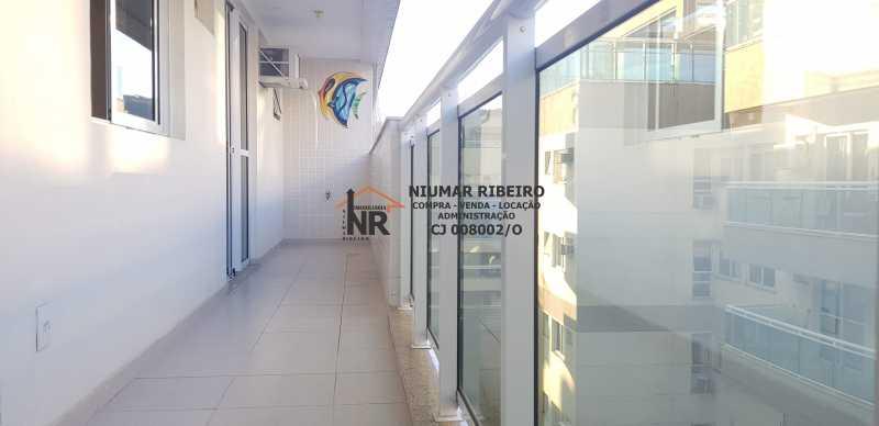20190723_163146 - Cobertura À Venda - Freguesia (Jacarepaguá) - Rio de Janeiro - RJ - NR00127 - 3