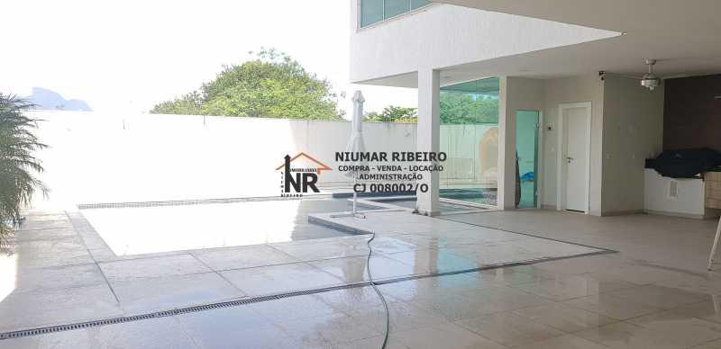 20191011_143103 - Casa em Condominio À Venda - Barra da Tijuca - Rio de Janeiro - RJ - NR00134 - 6
