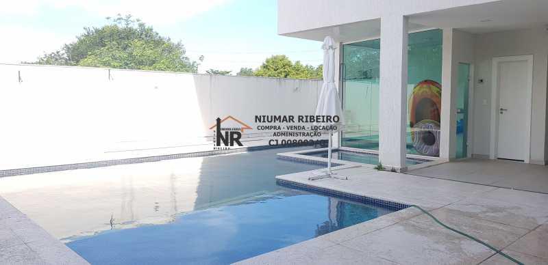 20191011_143253 - Casa em Condominio À Venda - Barra da Tijuca - Rio de Janeiro - RJ - NR00134 - 4