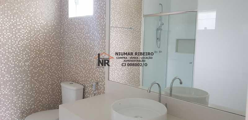 20191011_144952 - Casa em Condominio À Venda - Barra da Tijuca - Rio de Janeiro - RJ - NR00134 - 23