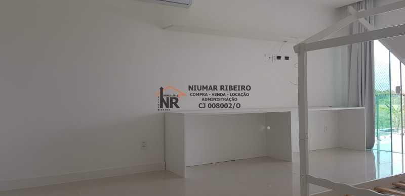 20191011_145027 - Casa em Condominio À Venda - Barra da Tijuca - Rio de Janeiro - RJ - NR00134 - 24